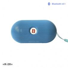 Колонка c Bluetooth K-28