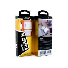 Сетевое зарядное устройство LDNIO DL-AC50i + кабель Lightning