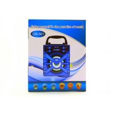 Колонка с Bluetooth QS-501